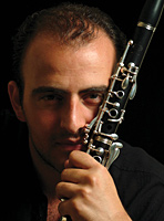 Kinan Azmeh, renowned composer and clarinetist for Flight of the Ibis